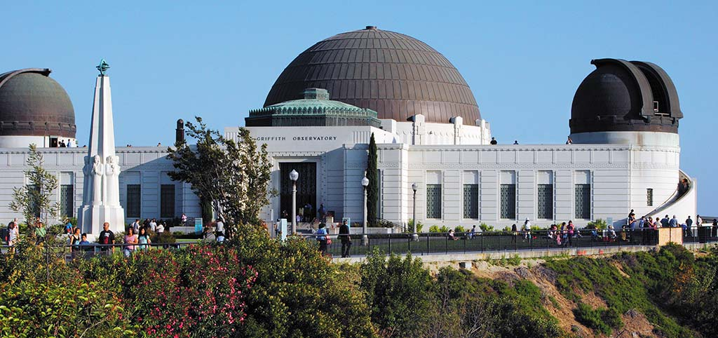 Griffith Observatory. Photo © Lisa Robinson/The Department of Creativity.