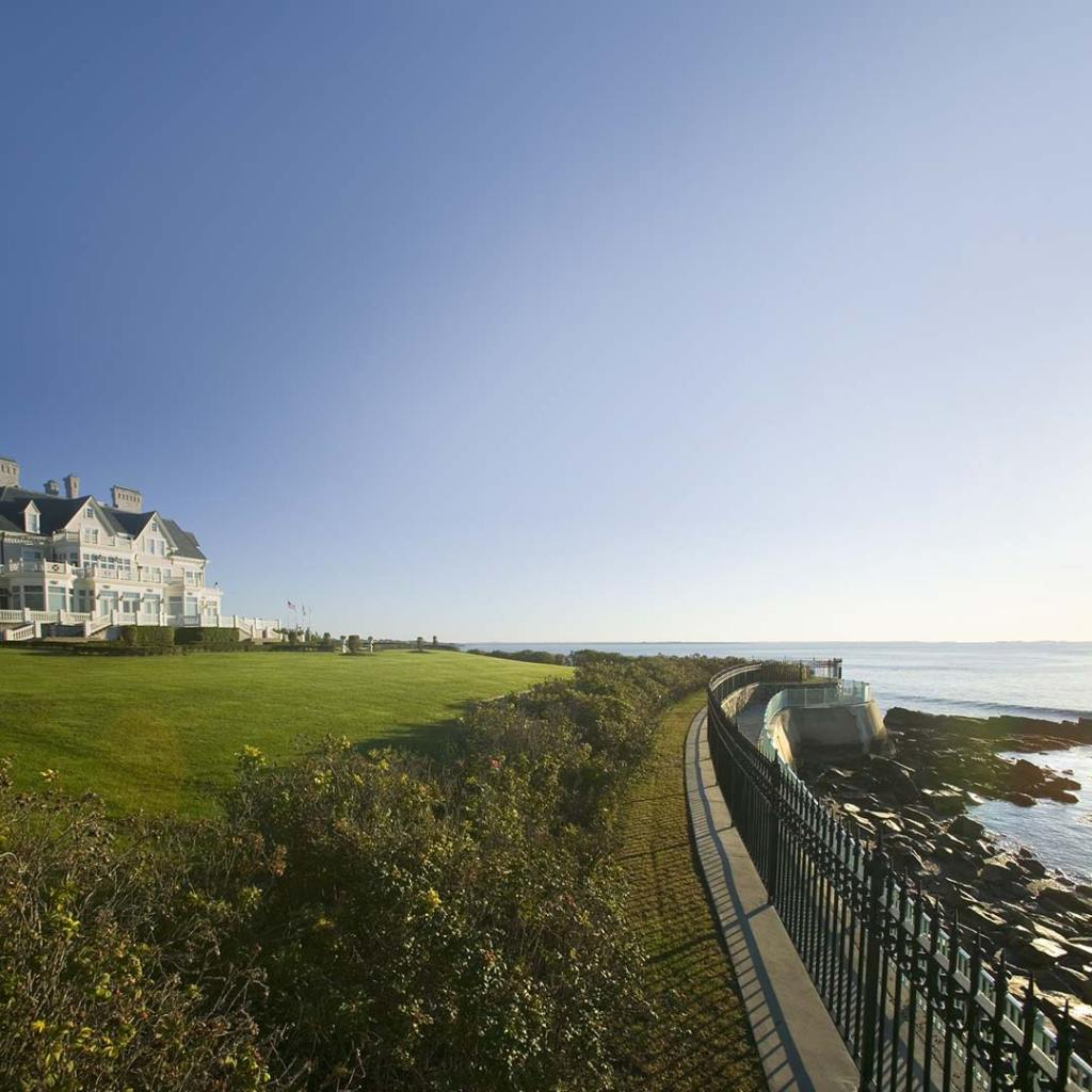 See the mansions of Newport along the beautiful Cliff Walk.