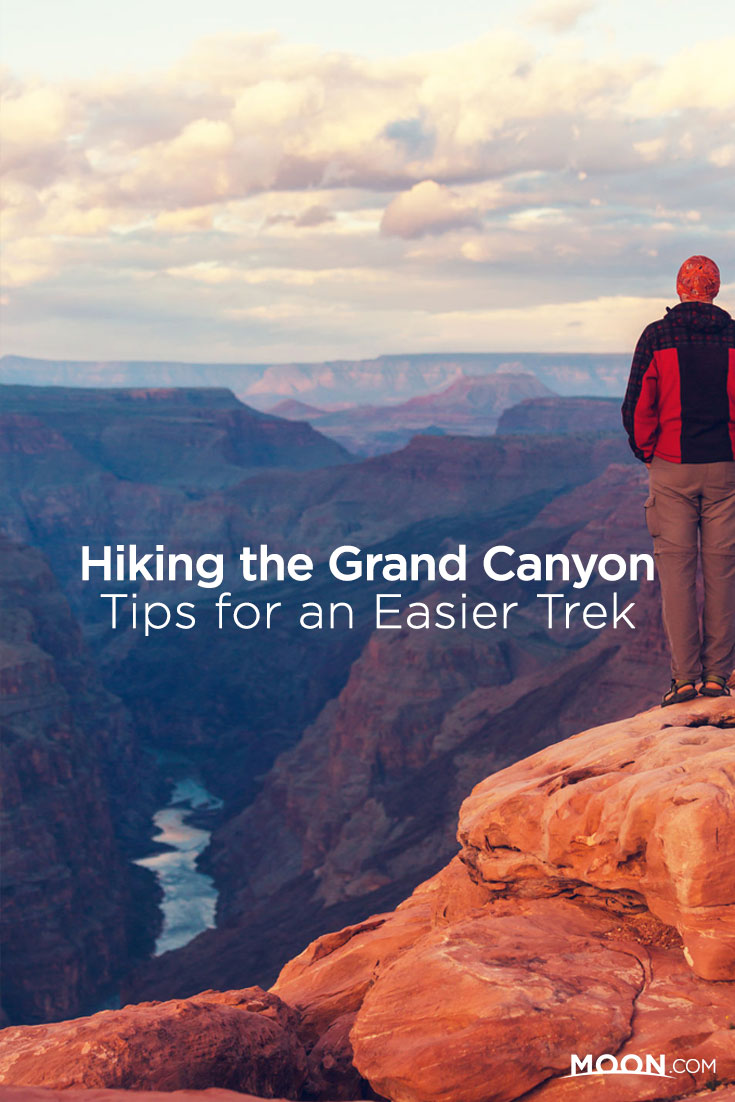 Hiking the Grand Canyon: Tips for an Easier Trek