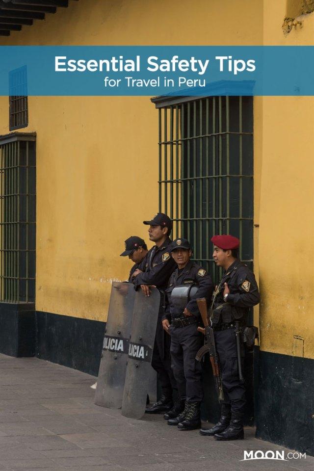 Peru Travel Safety