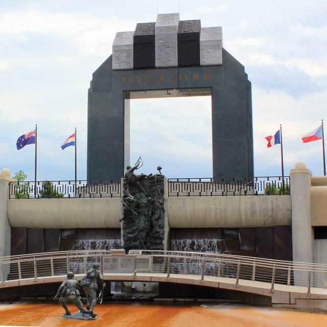 Bedford's D-Day Memorial