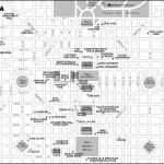 Map of La Plata, Argentina