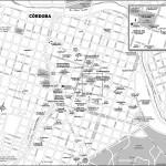 Map of Córdoba, Argentina