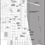 Map of Puerto Madryn, Argentina