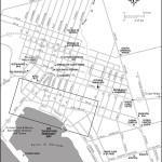 Map of Ensenada, Mexico