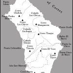 Map of Isla San Marcos