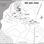 Map of Río San Juan, Dominican Republic