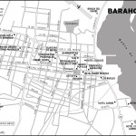 Map of Barahona, Dominican Republic
