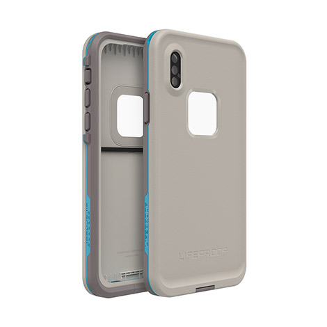 gray cell phone case