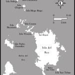 Map of Archipiélago de las Perlas, Panama