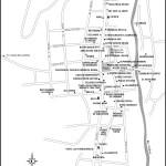 Map of Boquete, Panama
