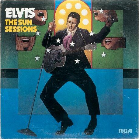 Elvis Presley album The Sun Sessions