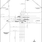 Map of Monroe, Wisconsin