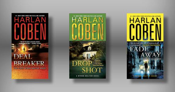 Harlan Coben Myron Bolitar Books in Order