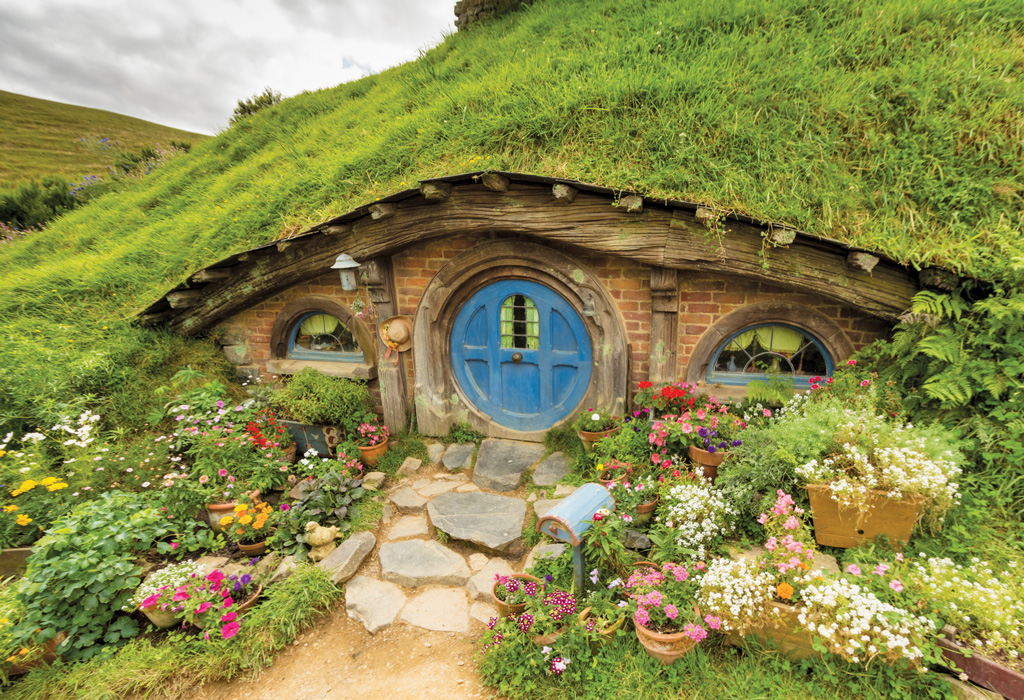 hobbit home in new zealand