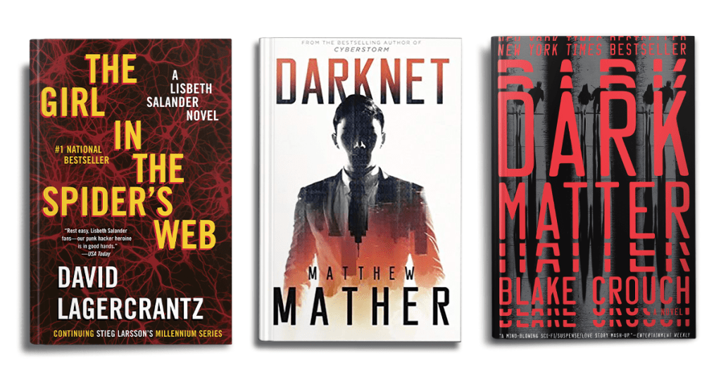 Technothrillers to Keep You Up Past Your Bedtime