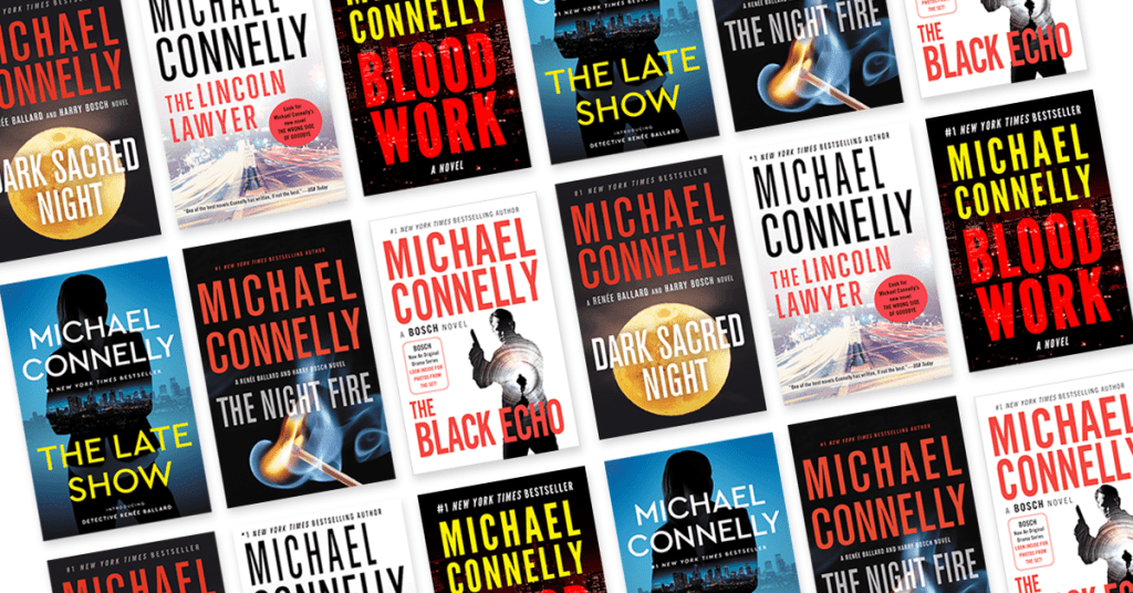 Which Michael Connelly Book Should You Read First?