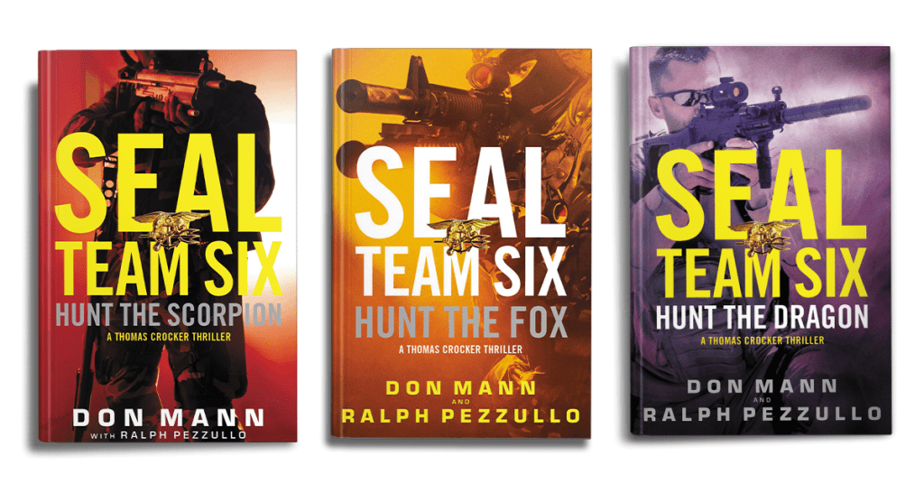 A Guide to All Seal Team Six Books in Order