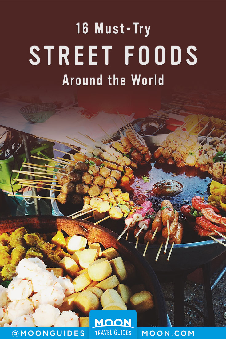 street food pinterest graphic