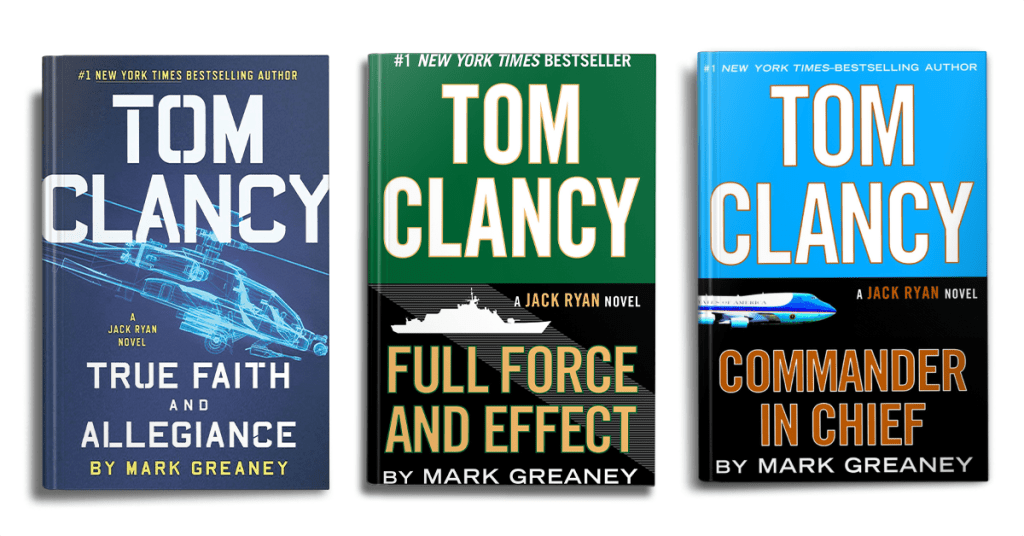 The 10 Best Jack Ryan Books According to Goodreads
