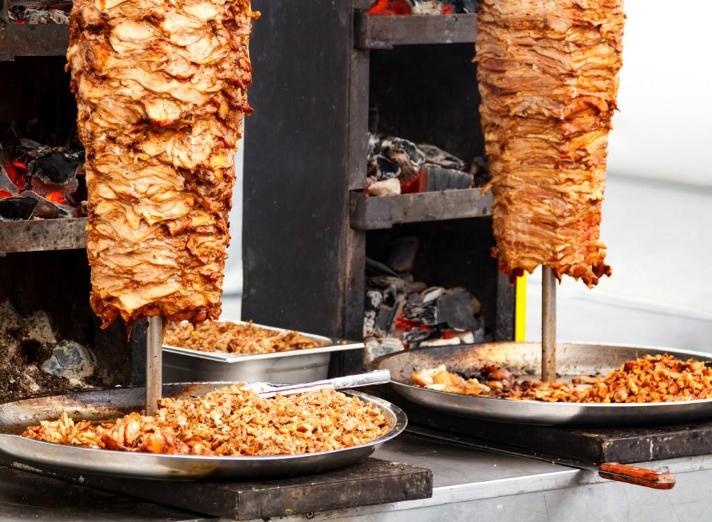 Shawarma cones