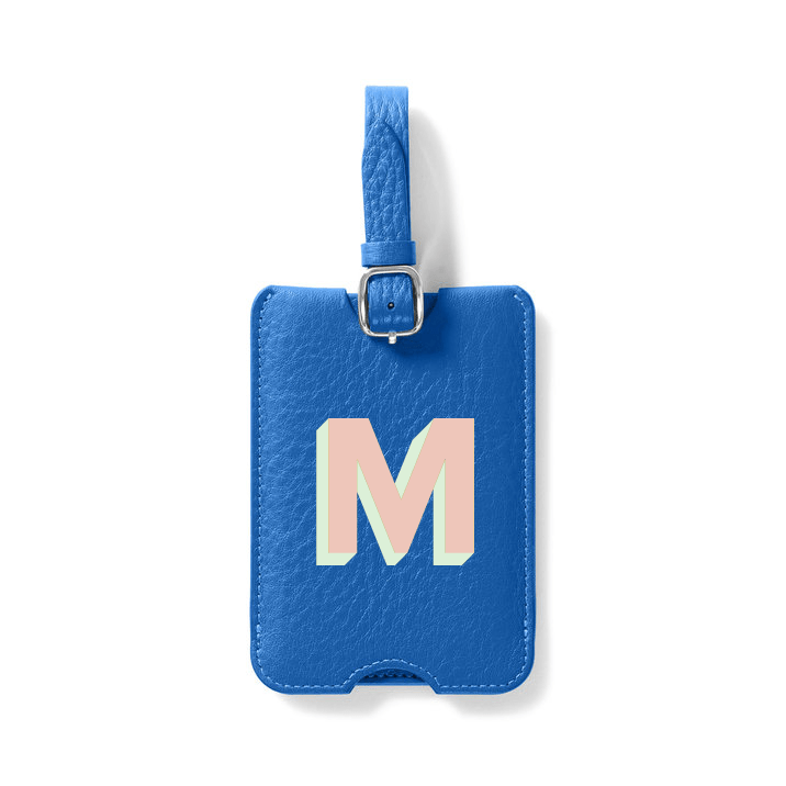 Leatherology Luggage Tag