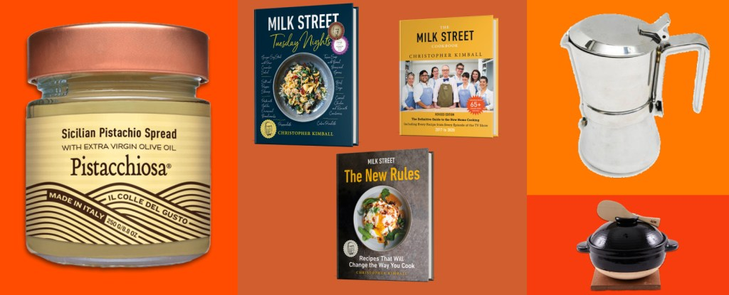 Christopher Kimball Gift Guide