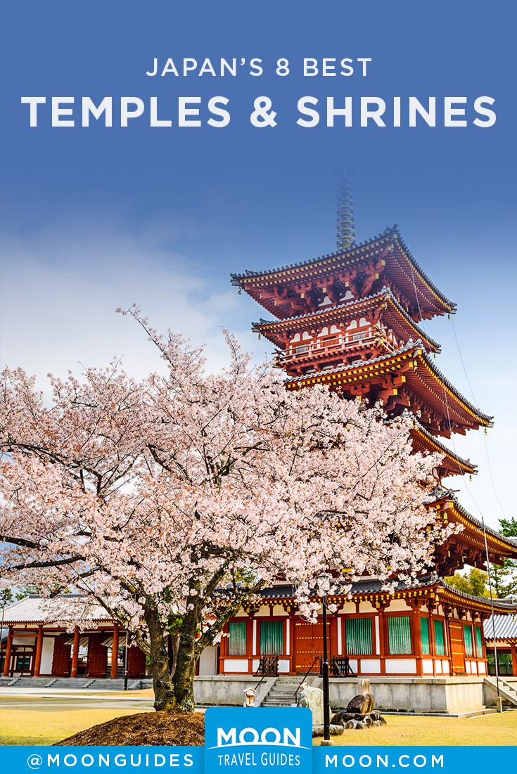 japan temples pinterest graphic