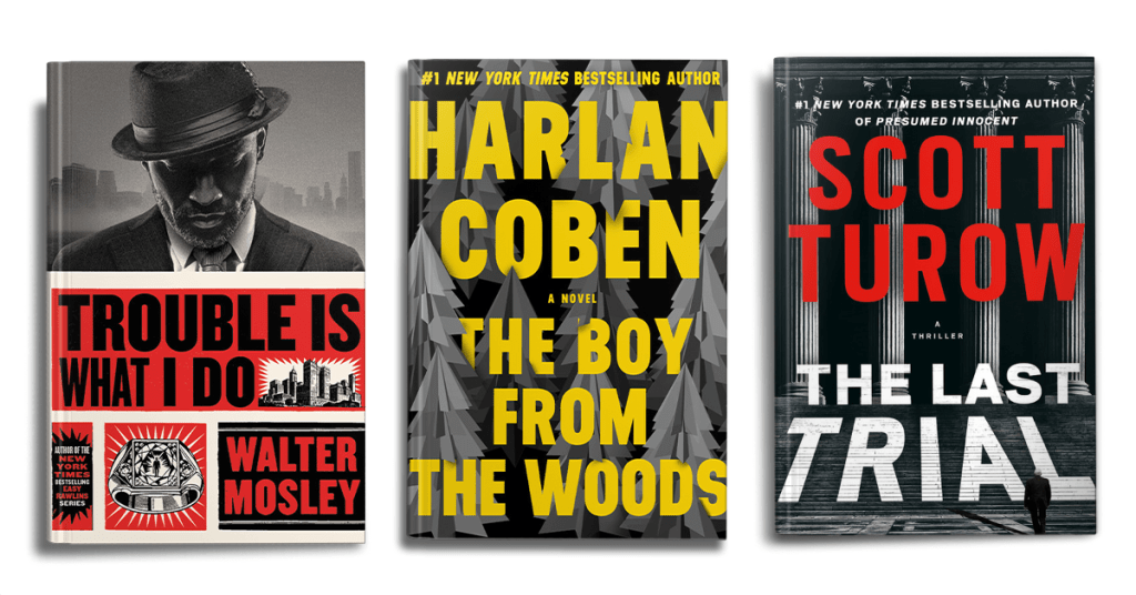 Books For The Dad Who Loves A Thriller Featured Image