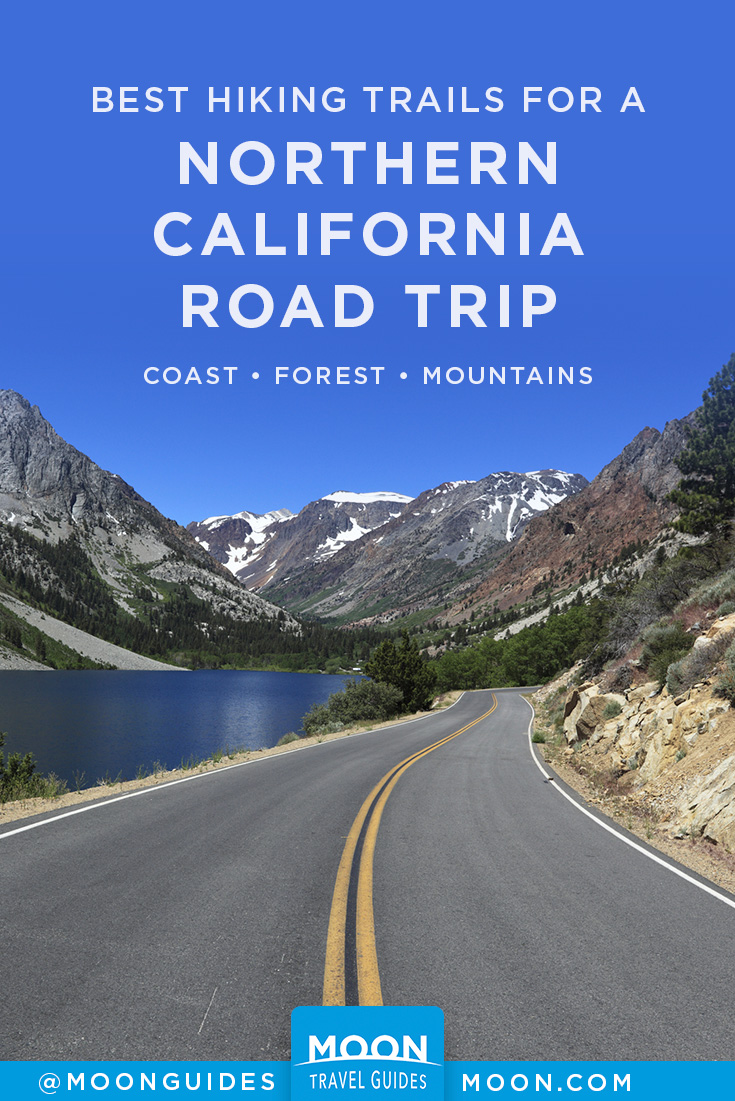 northern california hiking road trip