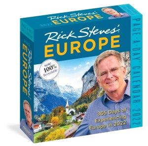 rick steves europe calendar photo
