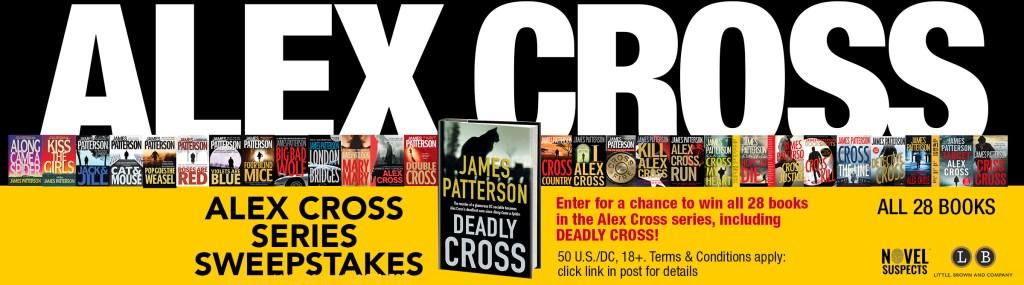 Alex Cross Sweepstake