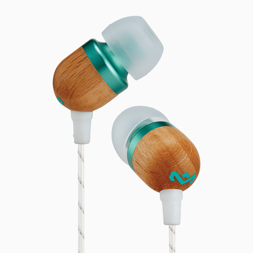 photo of earbuds
