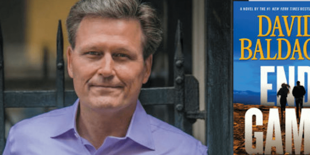 Every David Baldacci Thriller In One Place