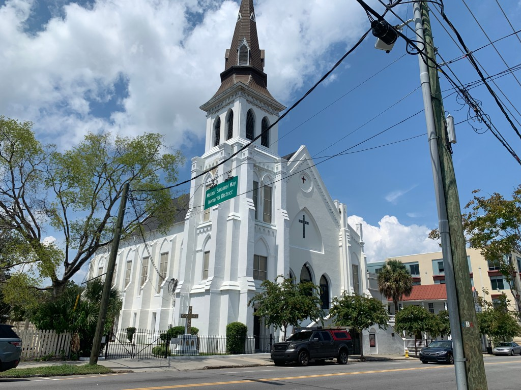 Mother Emanuel in Charleston, SC
