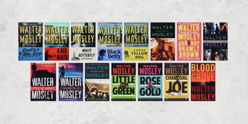 Walter Mosley's Easy Rawlins Series In Order