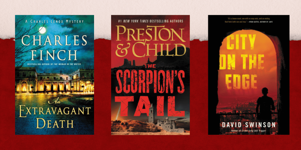 Historical Mystery and Suspense Books We're Excited To Read_NovelSuspects