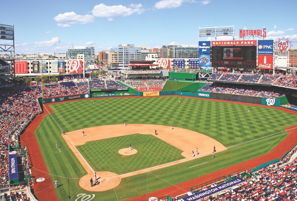 Washington Nationals Park.