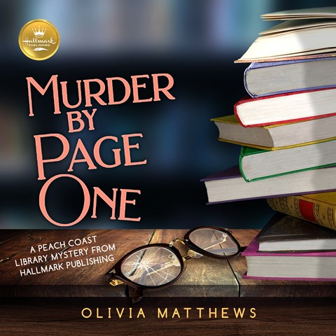 Murder by The Book by Olivia Matthews Audiobook