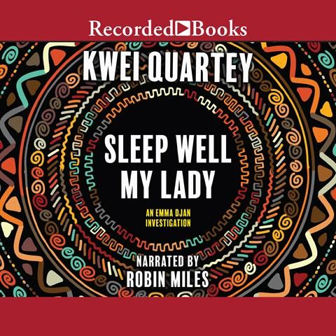 Sleep Well My Lady Audiobook