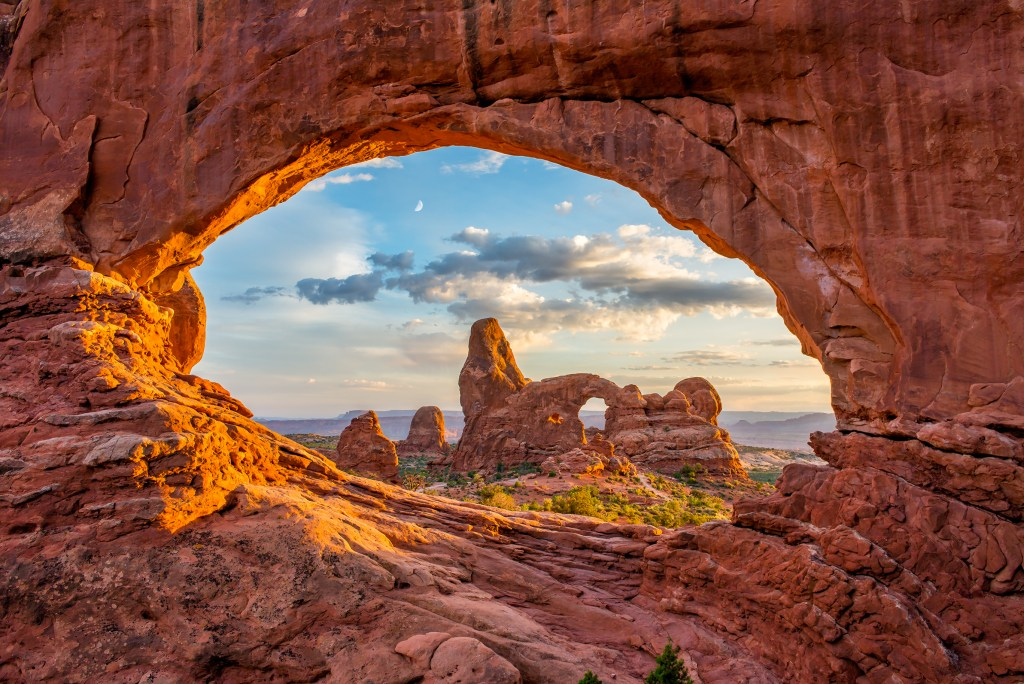 Views in Arches National Park