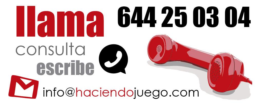 contactar con Haciendo Juego · CARTAGENA · MURCIA