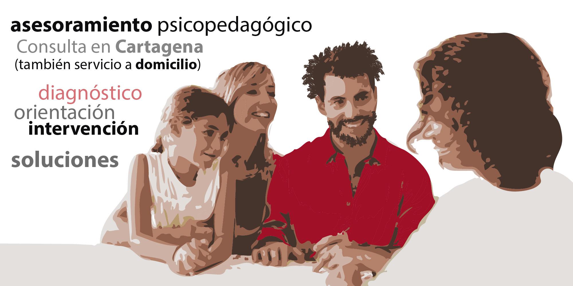 Asesoramiento Psicopedagógico Cartagena