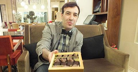 Hacı Şerif'in katkılarıyla Murat Gönüllü