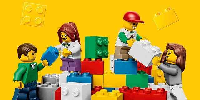 Live LEGO build contest this weekend - Hack Bend