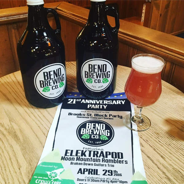 Bend Brewing Block Party