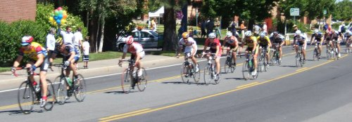 Cascade Cycling Classic Downtown Crit