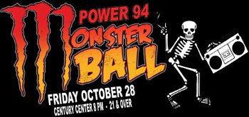 Power 94 Monster Ball