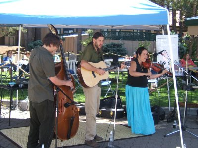 Sunriver Sunfest - Live music from the Moon Mountain Ramblers