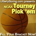 UtterlyBoring.com NCAA Pick'em